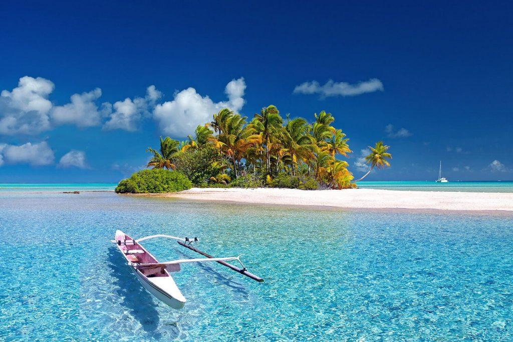 Cách làm 6 câu hỏi trong đề thi Flyers - Đọc và Viết Phần 3 - hòn đảo